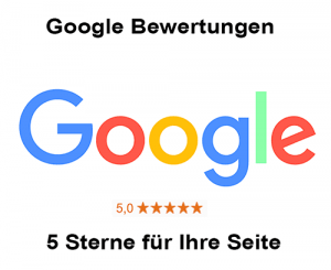 Google My Business Bewertungen