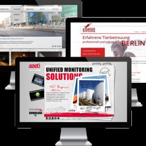 Webdesign und Website-Erstellung